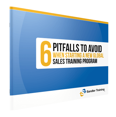 6 Pitfalls to Avoid when starting a new global sales training program