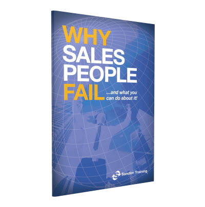 Why Salespeople Fail and What You Can Do About It