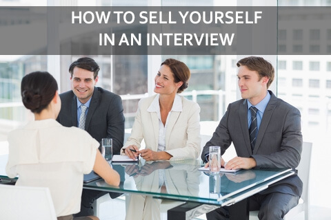 Attention Recent Graduates: How to Sell Yourself in an Interview