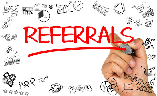 How to Succeed at Getting More Referrals