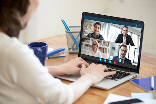 Six Common Mistakes Salespeople Make When Using Videoconference Technology